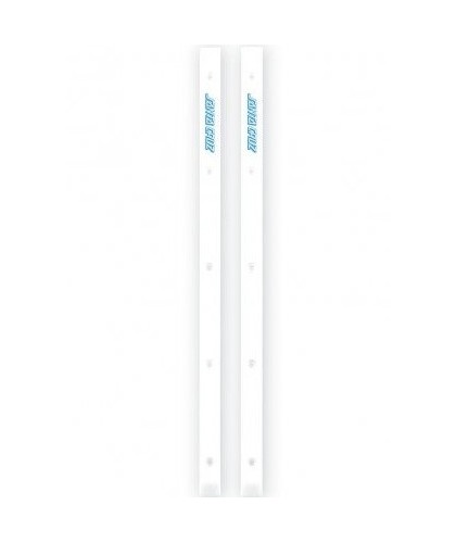SANTA CRUZ SLIMLINE RAILS WHITE