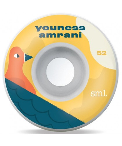 SML. WHEELS TOONIES YOUNESS AMRANI 52MM