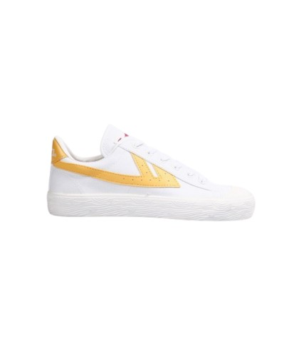 Warrior Shoes Yellow/White
