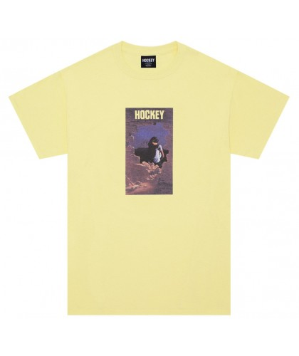 HOCKEY 'DAWN' TEE CORNSILK