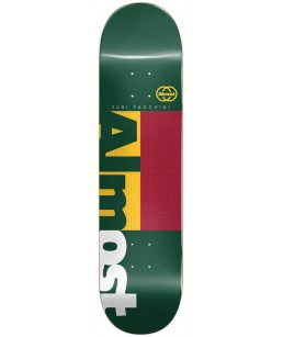 ALMOST 'YURI IVY LEAGUE IMPACT' DECK 8.375""