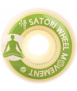 SATORI 'MEDITATION' WHEELS GREEN