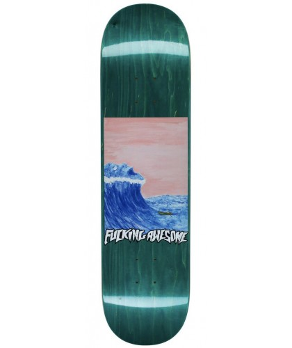 """FUCKING AWESOME 'WAVE PAINTING' 8.25"""""""