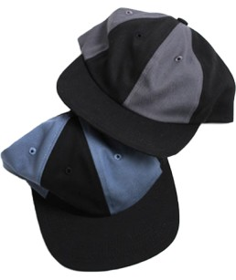 HOTEL BLUE 'MIXED UP' HAT BLUE