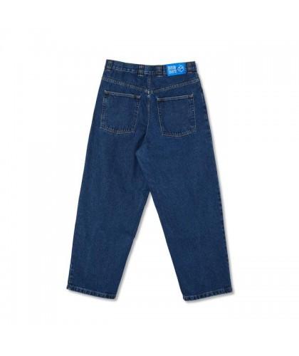 POLAR SKATE CO. BIG BOY JEANS - DARK BLUE