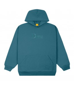 DIME CLASSIC EMBROIDERED LOGO HOODIE